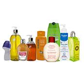 Liquides cosmétiques (flacons) ou cosmétiques blancs