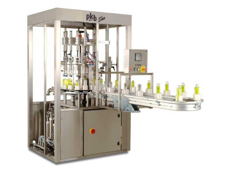 PKB EKO miniatures : remplisseuse / boucheuse jusqu'à 60 cpm