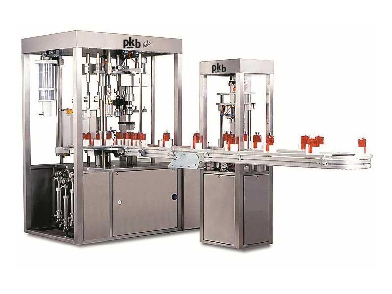 PKB ROBO miniatures : remplisseuse / boucheuse jusqu'à 100 cpm